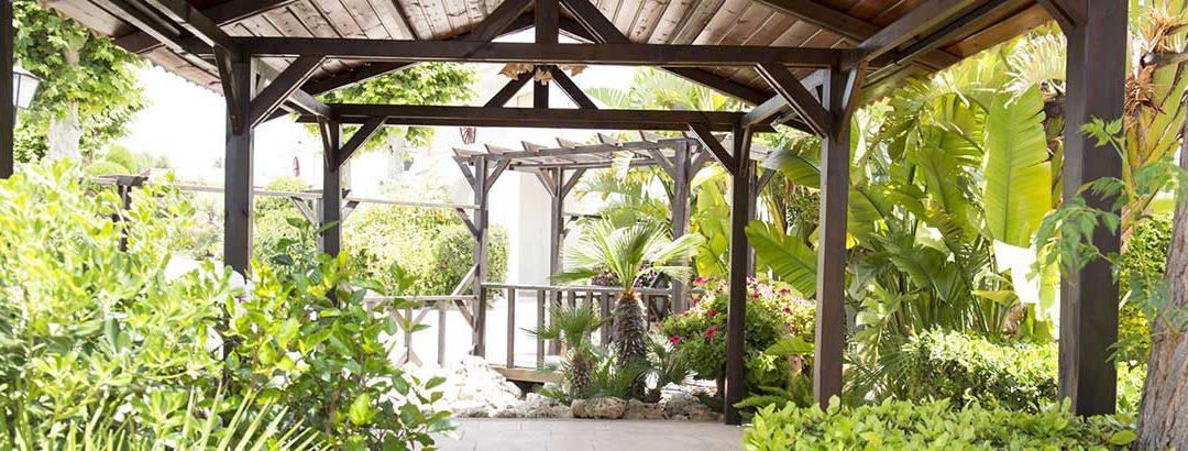 Salones de boda con jardín en Valencia
