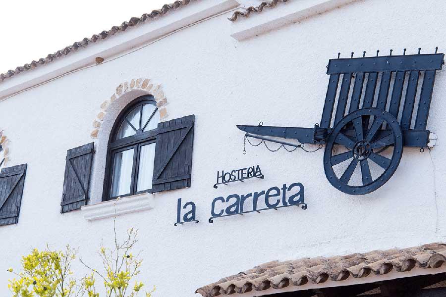 Hoteles en Cheste Valencia. La mejor opción es Hotel La Carreta