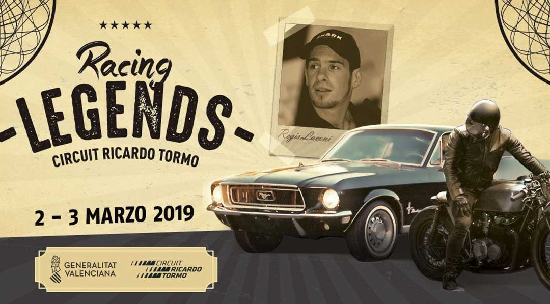Racing Legends 2019