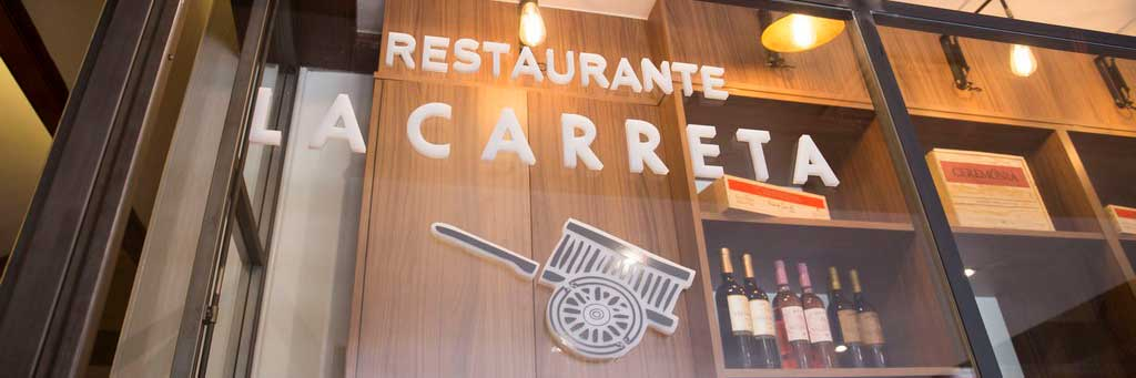 Hotel La Carreta en la Autopista A3